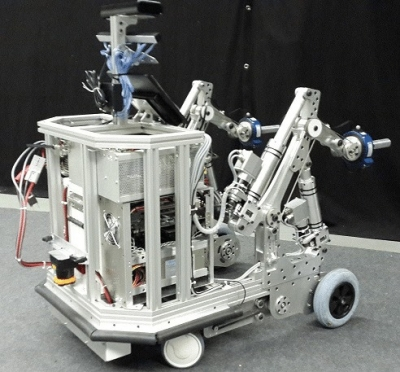 The MOBOT assistance robot wwwmobot projecteu